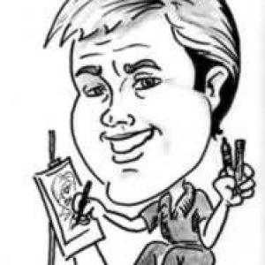 Caricatures by Don Evenson - Caricaturist / Fine Artist in Phoenix, Arizona