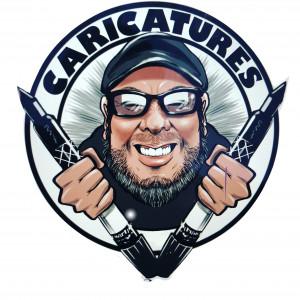 Caricatures by Gabe - Caricaturist in San Antonio, Texas