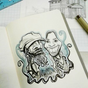 Caricatures by Kayleigh - Caricaturist in Grand Rapids, Michigan