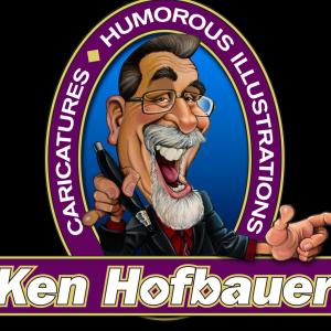 Caricatures by Ken Hofbauer - Caricaturist in Las Vegas, Nevada