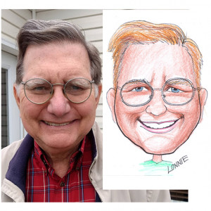 Caricatures by Lonnie - Caricaturist / Fine Artist in Charlotte, North Carolina