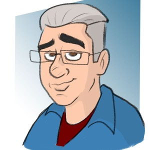 Caricatures by Lou - Caricaturist in Seattle, Washington