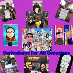 The Caricature Guy 64 - Caricaturist / Children's Party Entertainment in Mount Juliet, Tennessee