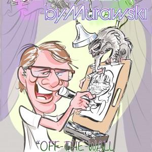 Caricatures by Murawski