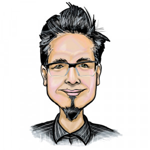 Caricatures by Ruy - Caricaturist in Hazlet, New Jersey