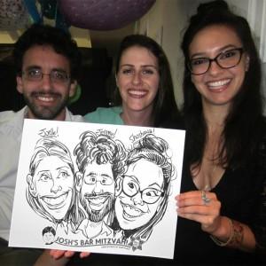 Caricatures! by Sean Platt - Caricaturist in Columbus, Ohio