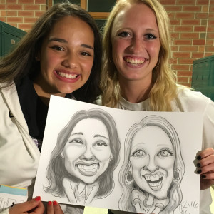 Caricatures by Stevie D - Caricaturist in Minneapolis, Minnesota