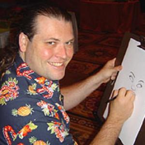 Caricatures by Sundini - Caricaturist in Las Vegas, Nevada