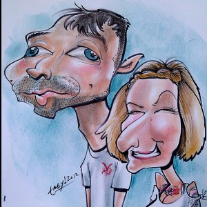 Caricatures by Trey - Caricaturist in Charleston, South Carolina
