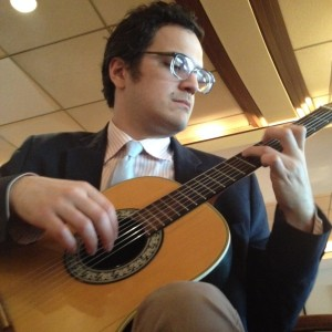 Carl Aagesen - Classical Guitarist in Chicago, Illinois