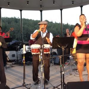 Carlitos Medrano & Sabor de mi Cuba - Salsa Band in San Francisco, California