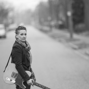 Carly Thomas & Band - Indie Band in London, Ontario