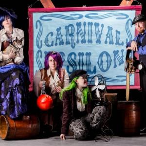 Carnival Epsilon - Sideshow / Comedy Show in Tulsa, Oklahoma