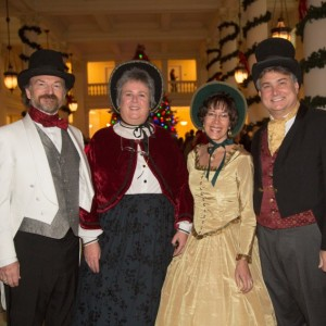 Carolers of Christmas Past - Christmas Carolers in Clemmons, North Carolina