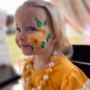 Carolina Party Artists - Face Painter in Summerville, South Carolina