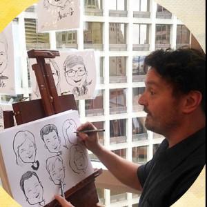 Cartoons By Bernard - Caricaturist / Family Entertainment in Portland, Oregon