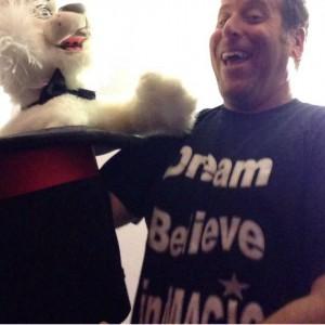 "Cary ""The Magish"" aka MagicMan - Magician in San Diego, California"