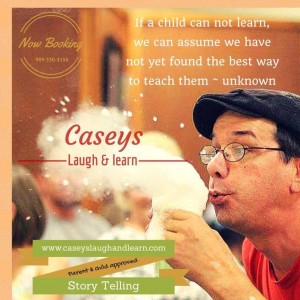 Casey's Laugh and Learn - Storyteller / Children's Party Entertainment in Durham, North Carolina