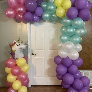 Cassidy Ann Sleepovers and Events - Balloon Decor in Montgomery, Alabama