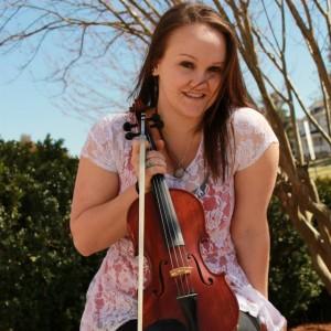 Cate Beym - Freelance Violin & Viola - Violinist / Strolling Violinist in Trenton, New Jersey