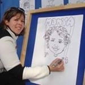 Cathy Nolan Art - Caricaturist in New York City, New York