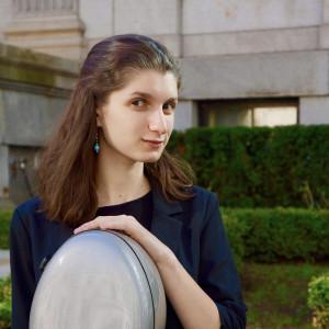 Eliana Zimmerman, Cellist - Cellist in Montreal, Quebec