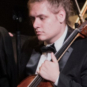 Alex Dilley - Cellist
