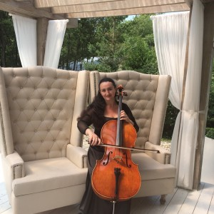 Cello music for wedding, events. - Cellist in Montreal, Quebec