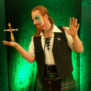 Celtic Magic - Magician / Comedy Magician in Orange, Connecticut