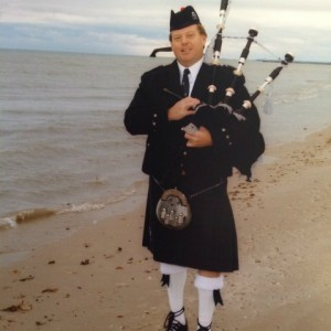 Celtic Piping By Christopher Coomes - Bagpiper / Celtic Music in Aurora, Illinois