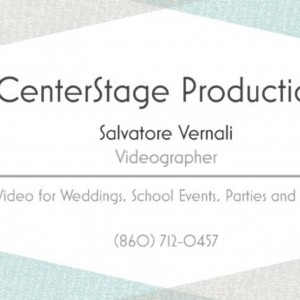 CenterStage Productions - Videographer in Southington, Connecticut