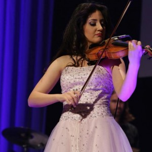 Ceremonial Events by Mastaneh - Violinist in San Diego, California