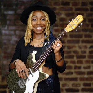 Chanese Elifé - Singing Guitarist in New York City, New York
