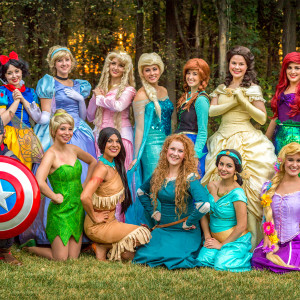 Character Booking - Princess Party / Children's Party Entertainment in Draper, Utah