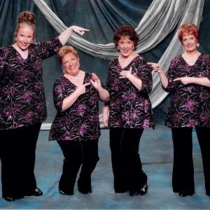 Charisma! Quartet - Barbershop Quartet in Madison, Wisconsin
