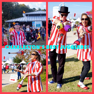 Charleston's Best Jugglers - Juggler / Circus Entertainment in Charleston, South Carolina