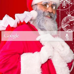 Charlie Castle - Santa Claus in Amarillo, Texas