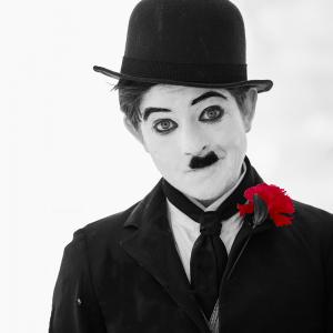 Charlie Chaplin Impersonator - Clown in Novato, California
