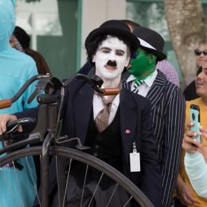 Charlie - Charlie Chaplin Impersonator in Fort Lauderdale, Florida