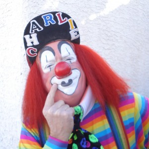 Charlie Stron / Charlie the Clown - Face Painter in Las Vegas, Nevada
