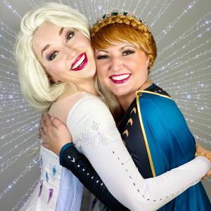 Princess Elsa/Anna/Belle/Moana/Unicorn Princess - Princess Party in Los Angeles, California