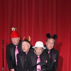 Checkpointe! Quartet