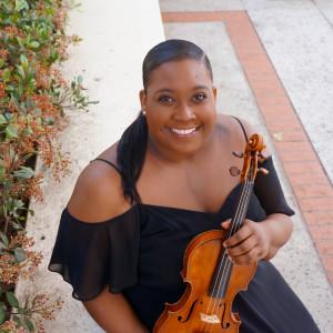 Chelsea Sharpe - Violinist in Miami, Florida