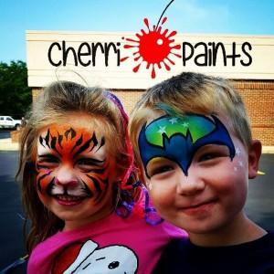CherriPaints - Face Painter / Balloon Twister in Madison Heights, Michigan