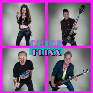 Chick Flixx - 1980s Era Entertainment in Anaheim, California