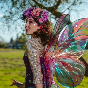 Pixie Tribe - Face Painter in Sacramento, California
