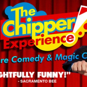Chipper Lowell - Comedy Magician in Anaheim, California