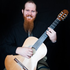 Chris Argenziano - Classical Guitarist in Fargo, North Dakota