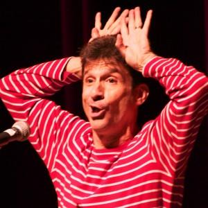 Chris Fascione:  Juggling Funny Stories! - Storyteller in Oak Park, Illinois