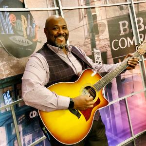 Chris Gales - Singing Guitarist in Memphis, Tennessee